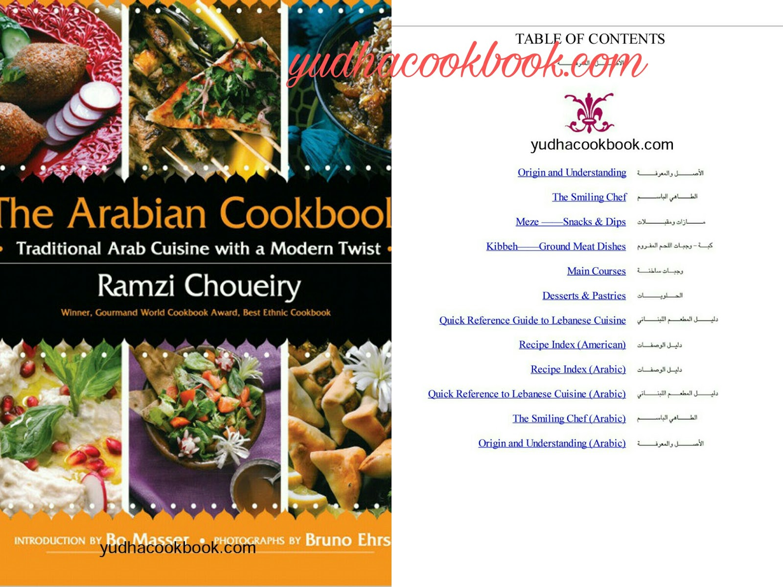 Arabic Cooking Books Pdf