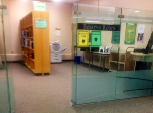 The Reserve Room - UAlberta Libraries