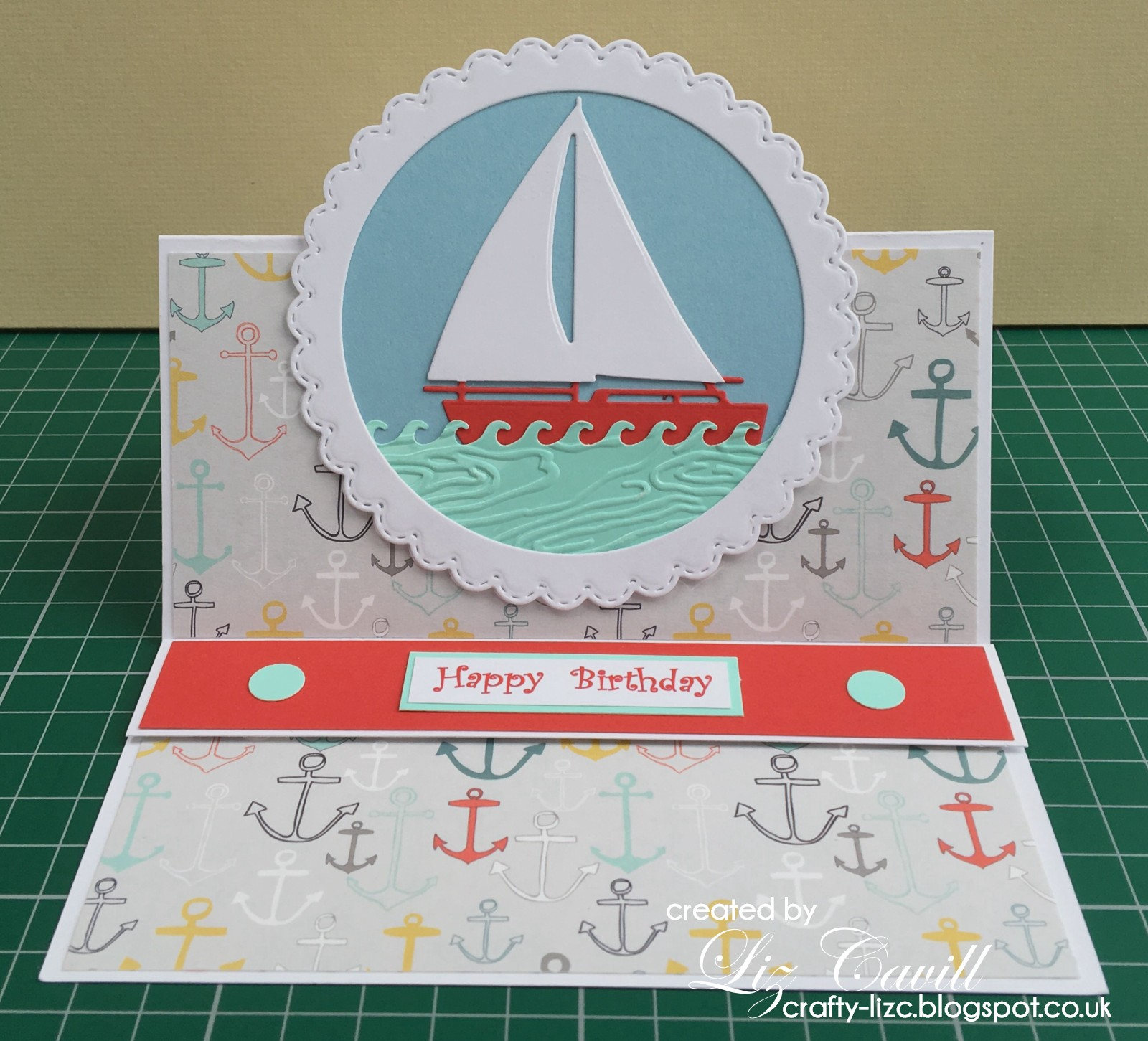 Crafty Sunflower: Sailing