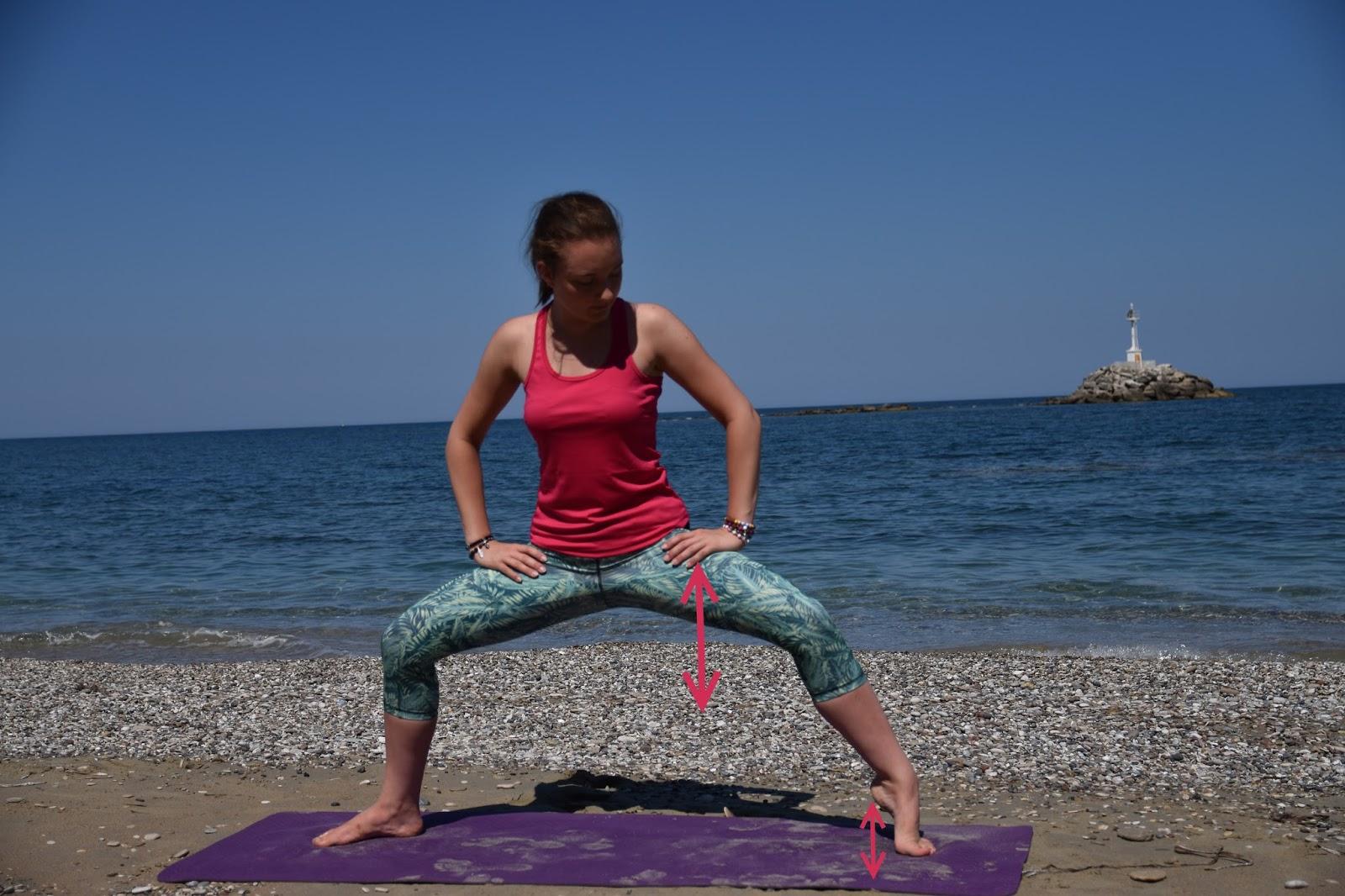 Cvičení na vnitřní stranu stehen