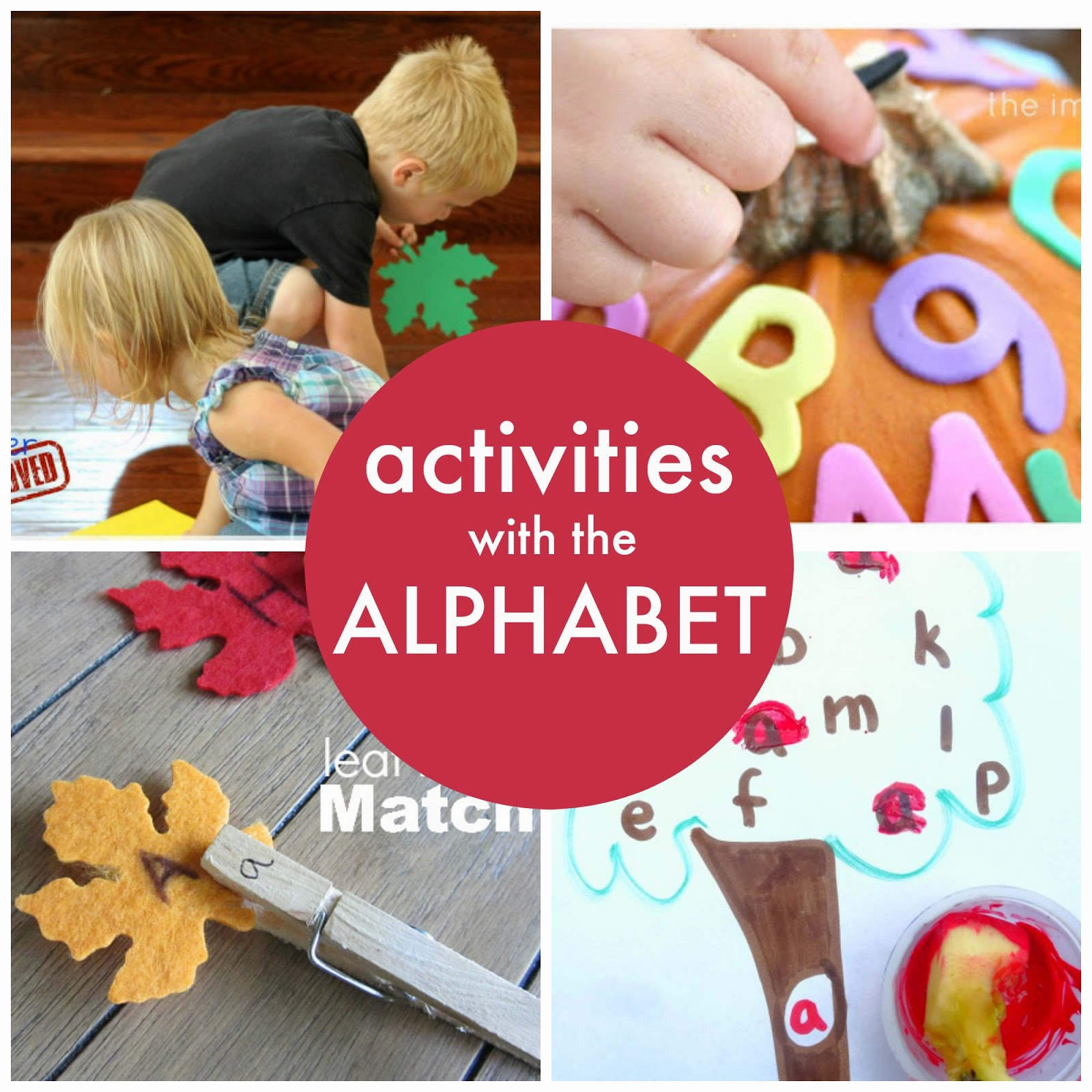 Toddler Approved 20 Fall Learning Activities For