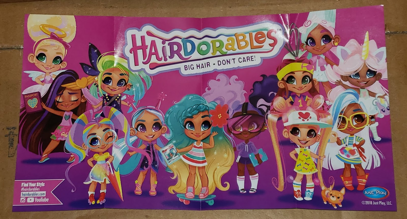 Confessions Of A Dolly Lover Hairdorables Review