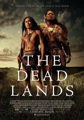 Hautoa (The Dead Lands) 2014 DVD R1 NTSC Latino