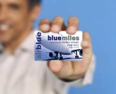ir Blue Blue Miles Frequent Flyer Programe & How can i get Frequent Flyer Card.