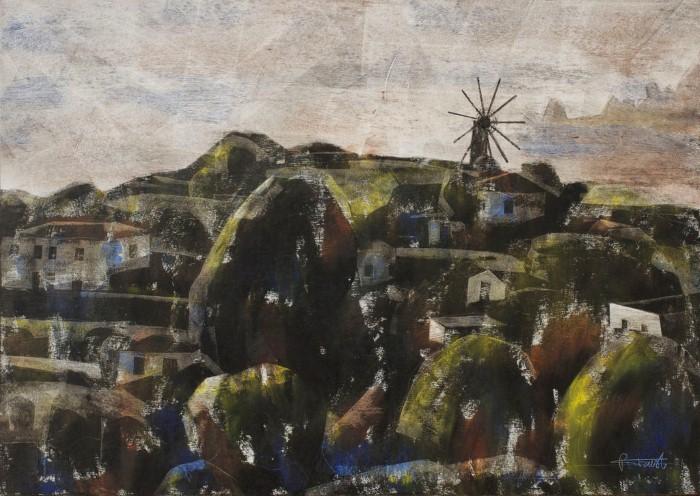 Современный испанский художник. Pedro Fausto Rodriguez Perez 9