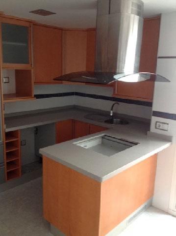 piso en venta castellon avenida alcora cocina
