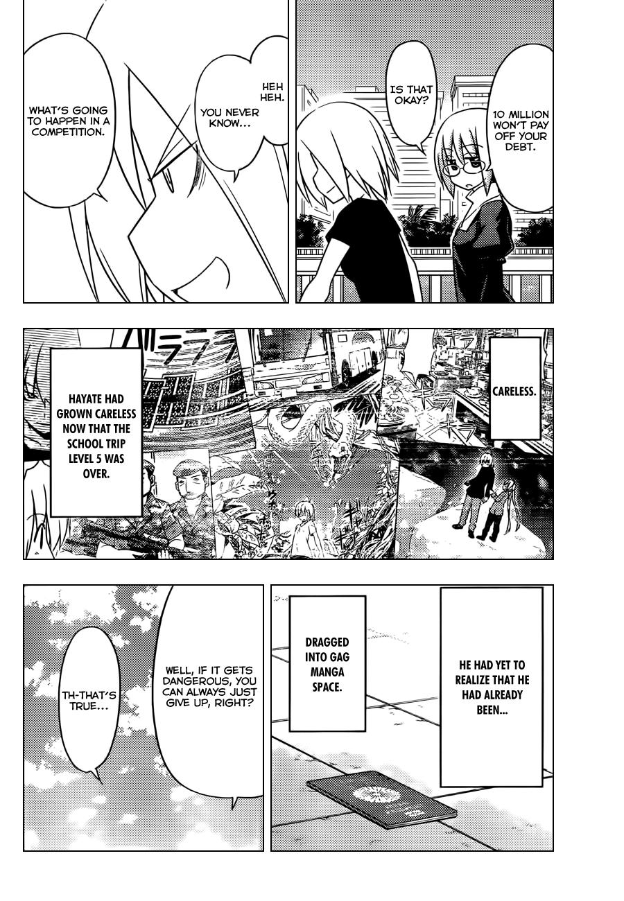 Hayate the Combat Butler - Chapter 546
