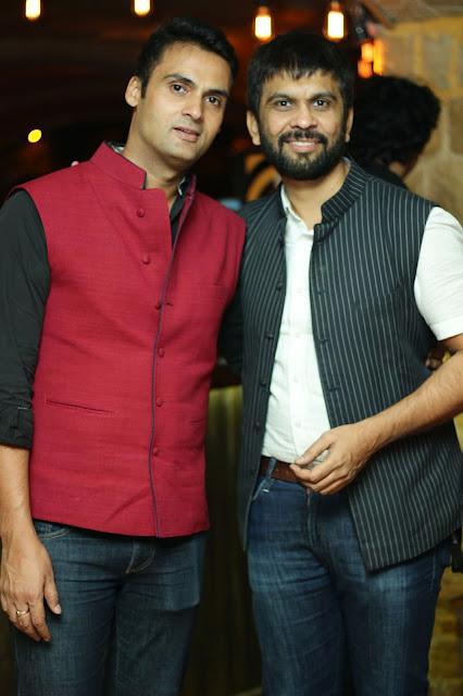 (L-R) Vikrant Mehta, Ashish Parikh