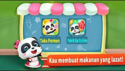 Permainan Memasak Ice Cream Pabrik Bar Es Krim