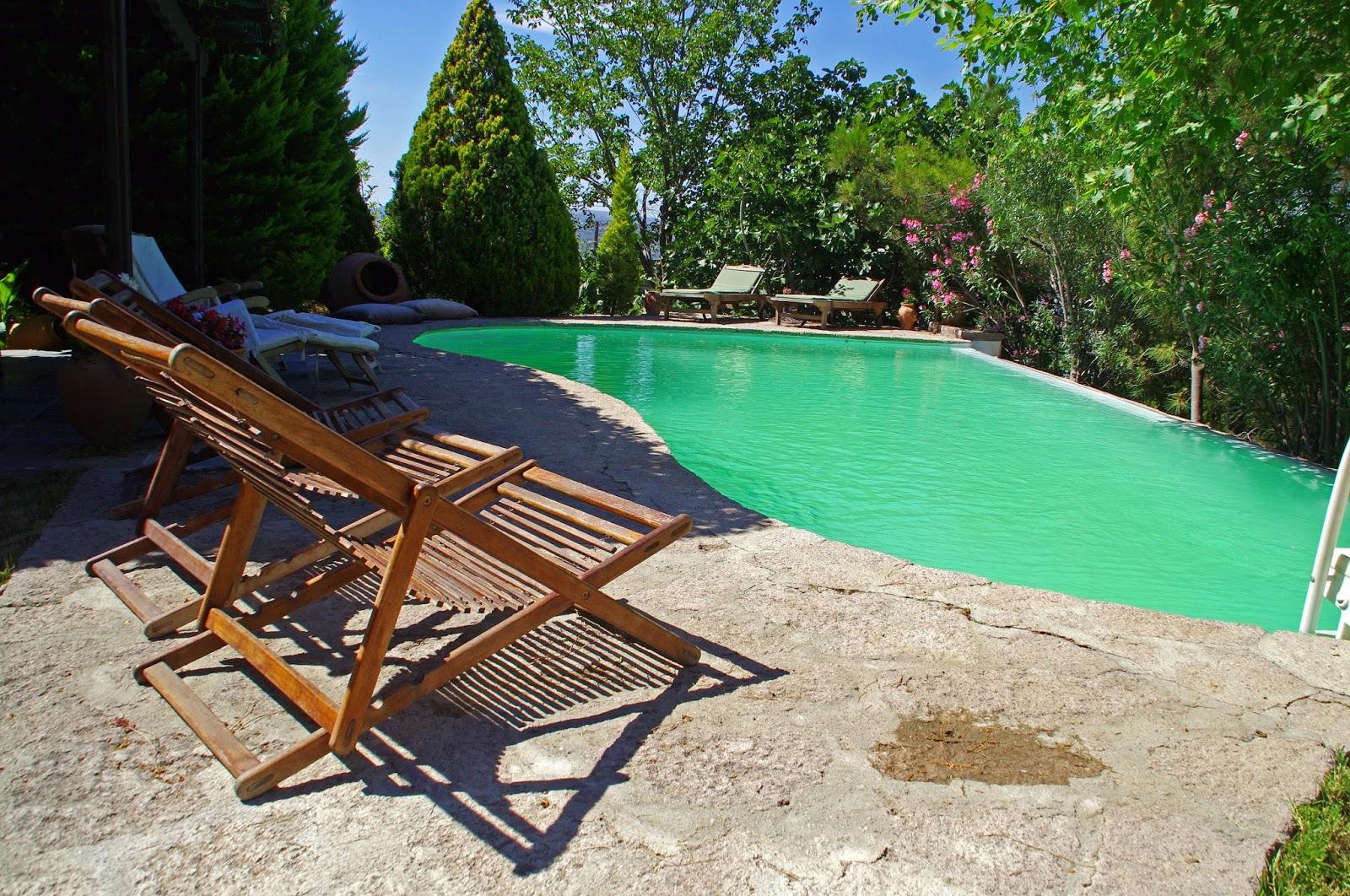 Assos Alarga Boutique Hotel Pool and Gardens