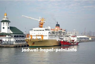 Jadwal Kapal Binaiya April 2019 dan Harganya