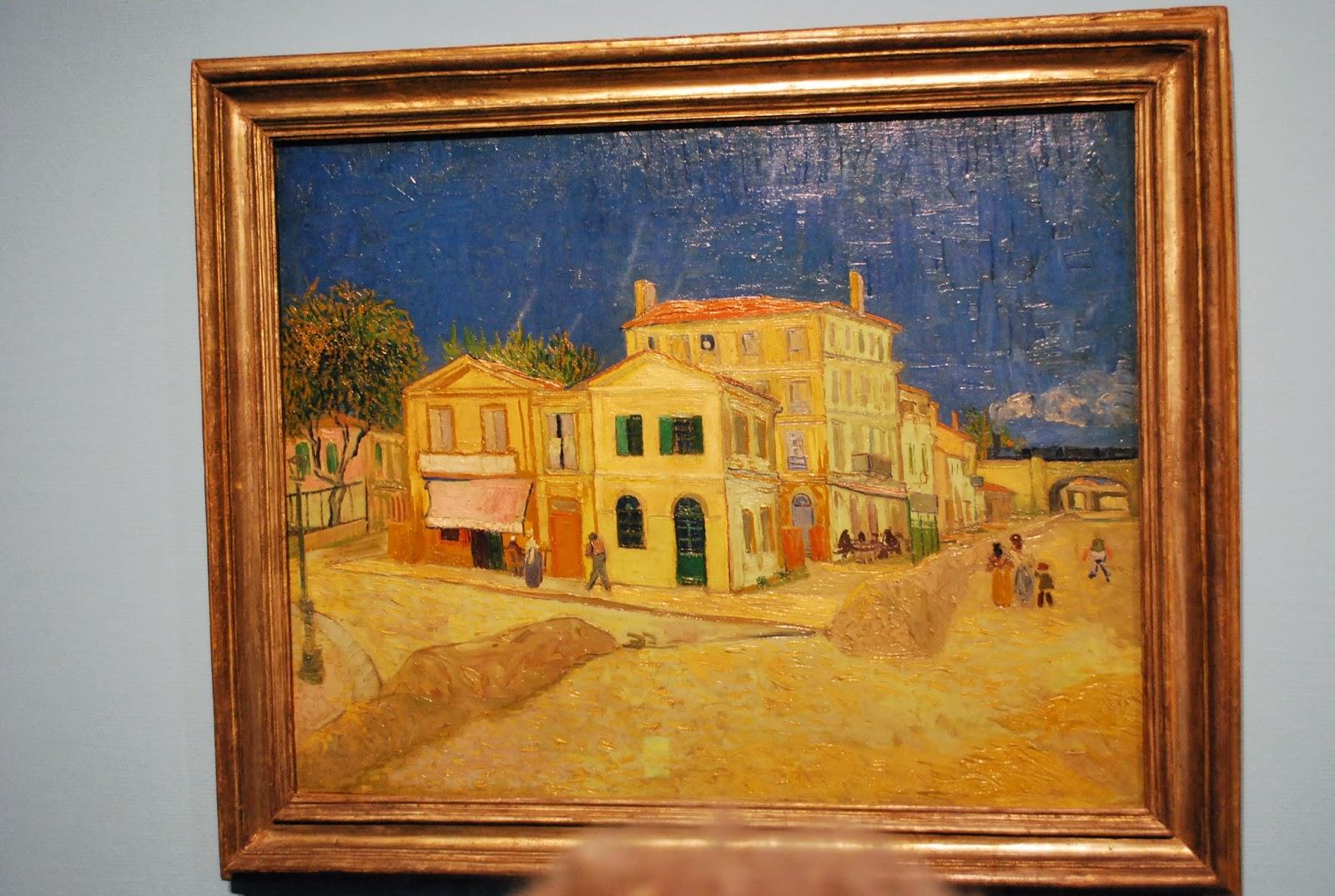 Peut-être débattait-on déjà d'inégalité dans ce café d'Arles peint par Van Gogh ?