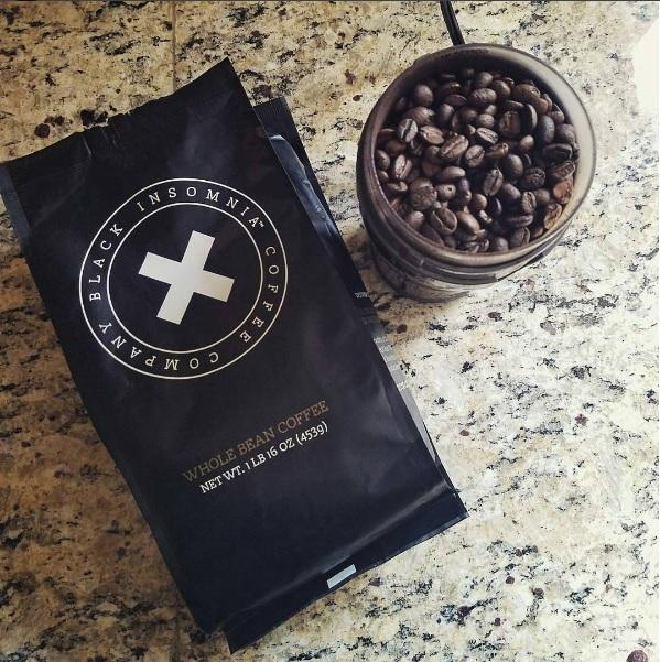 Cafés mais fortes do mundo: Black Insomnia Coffee