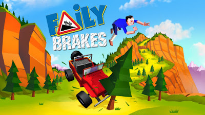 Download Faily Brakes MOD APK v5.0 for Android HACK Full [Unlocked] Update Terbaru 2018