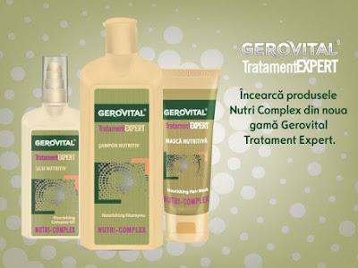 Gerovital - Set Nutricomplex