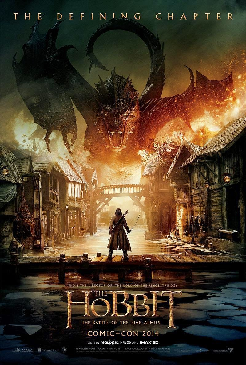 El Hobbit La batalla de los cinco ejércitos Ver gratis online en vivo streaming sin descarga ni torrent