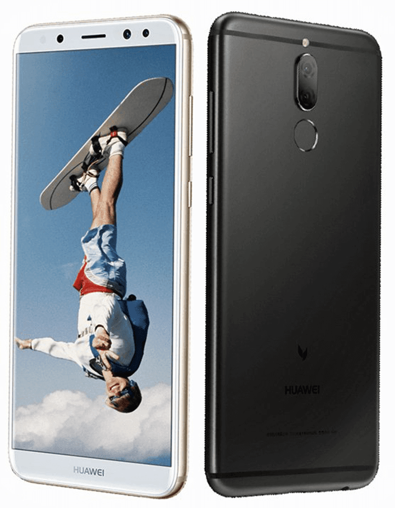 Huawei's upcoming 18:9 quad camera phone