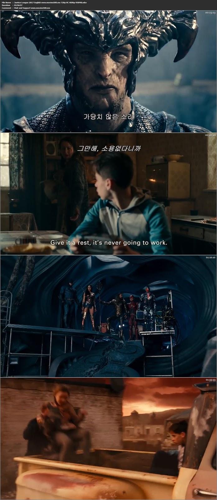 Justice League 2017 English Full Movie 900MB HDRip 720p at newbtcbank.com