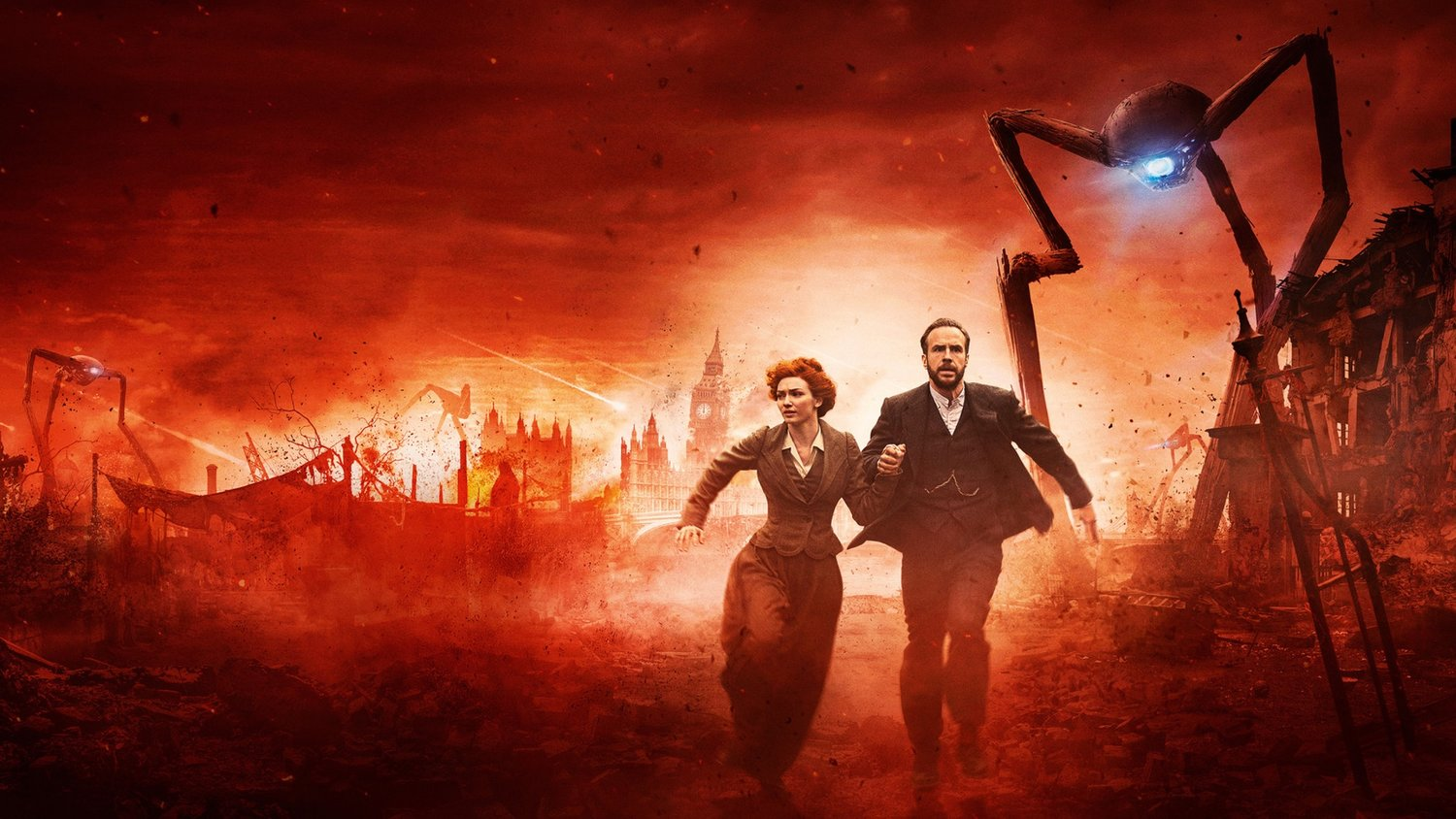 The War of the Worlds BBC One