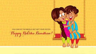 Raksha Bandhan wallpaper wishes