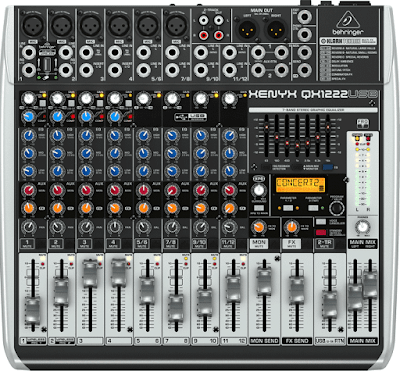 Harga Mixer Audio Behringer 6 Channel Monaural