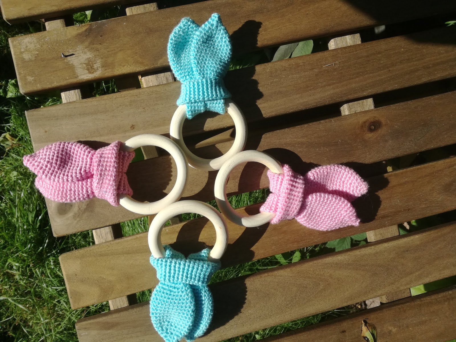 Casa Crea D Emilia Bijtring Met Konijnenoren Bunny Ears