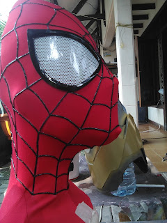 the amazing spiderman 2 mask
