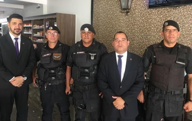 Novo Delegado-geral da Polícia Civil visita Jataí e concede várias entrevistas