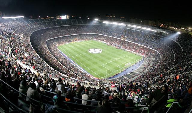 Assistir um jogo do Barcelona no Camp Nou