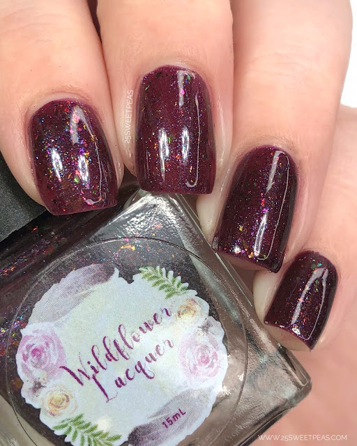 Wildflower Lacquer Serpentine Queen