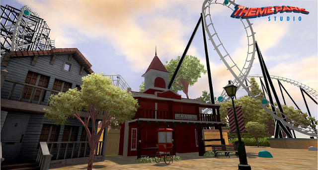 Theme Park Studio-SKIDROW