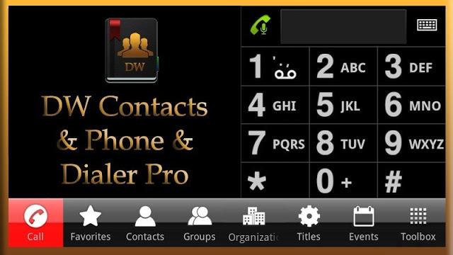 DW Contacts & Phone & Dialer v2.9.9.2-pro Apk Miki
