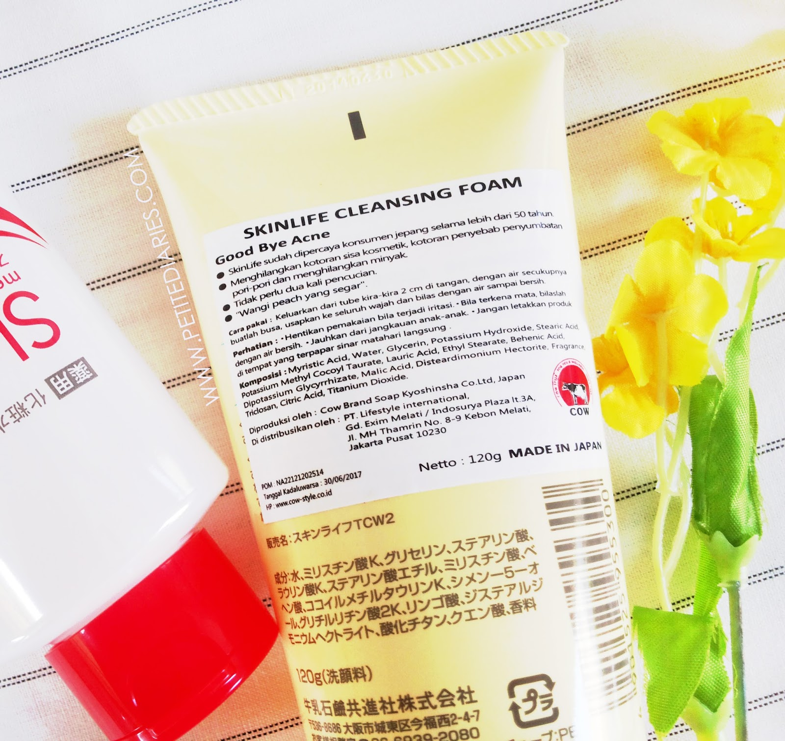 cowstyle skinlife japan review