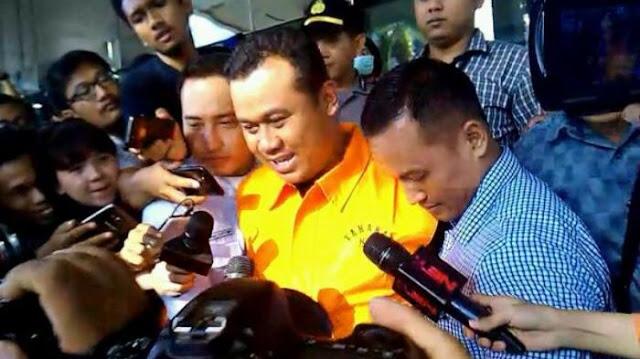 Ditangkap KPK, Bupati Subang Minta Maaf