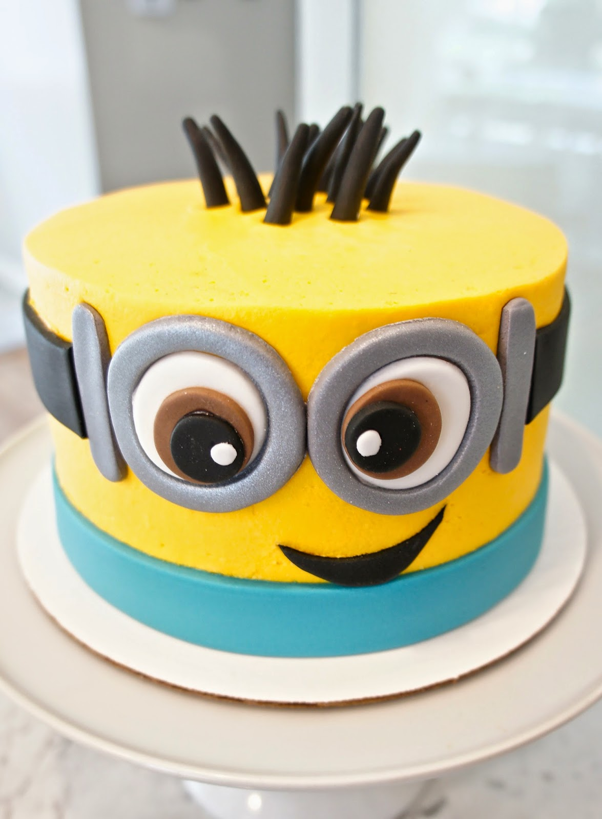 Despicable Me Minion Cake Pan