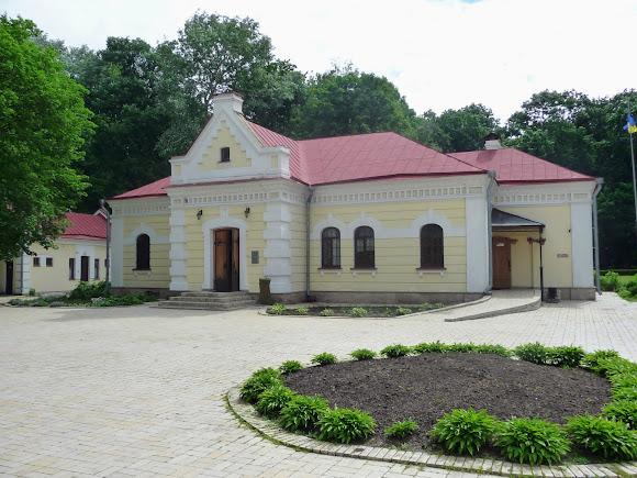 Батурин. Музей «Дом Генерального судьи Левобережной Украины»