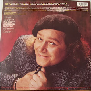 sam kinison record album art