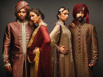 Deepak Perwani's Wedding Collection, Latest Fashion