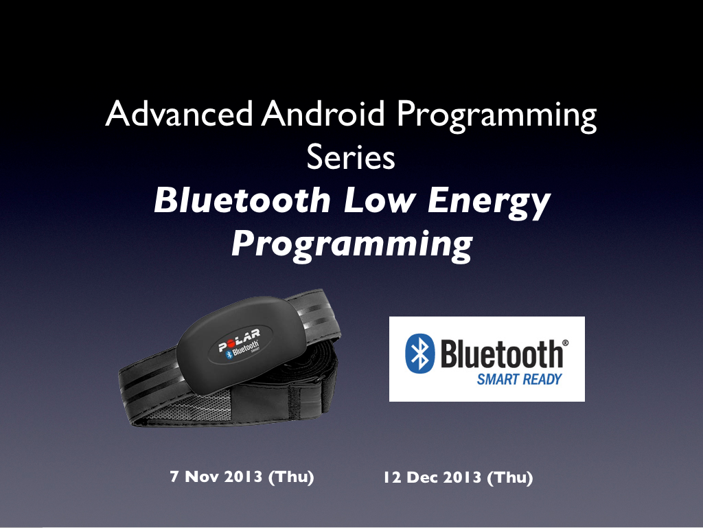 Learn2Develop Net: AND303 – 1-Day Advanced Android – Bluetooth Low