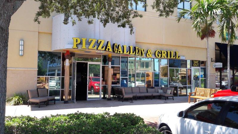Pizza Gallery & Grill Viera FL