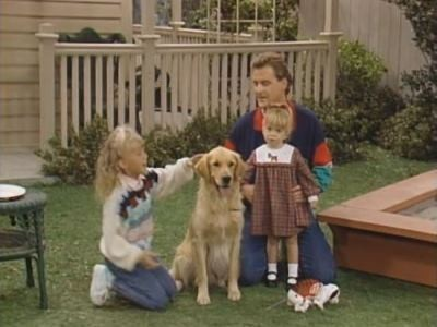 Full House - Season 3 Episode 7 - And They Call It Puppy Love.