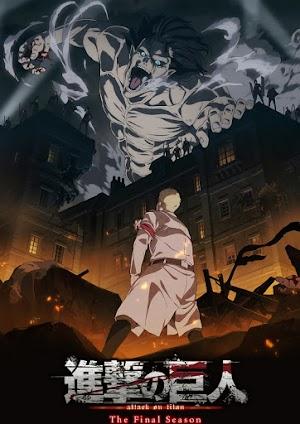 تقرير انمي Shingeki no Kyojin: The Final Season (هجوم العمالقة الموسم الرابع)