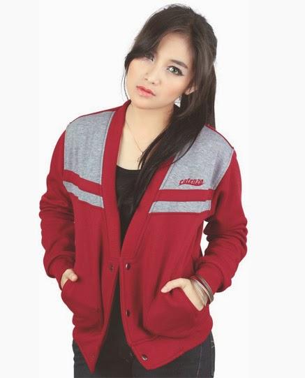 Model Jaket Wanita Catenzo Terbaru  a9317b0160