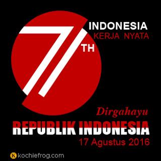 DP BBM Dirgahayu RI ke 7 2016