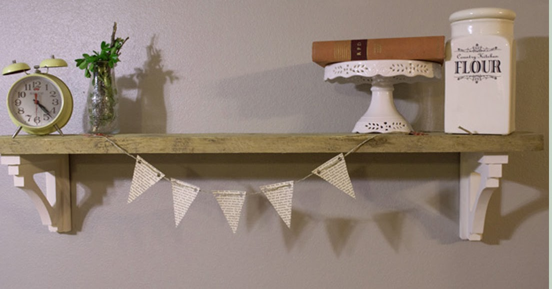 The Fogue Abode Design On A Dime Diy Pendant Banners