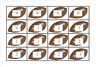 Football Phonics Blast FREEBIE