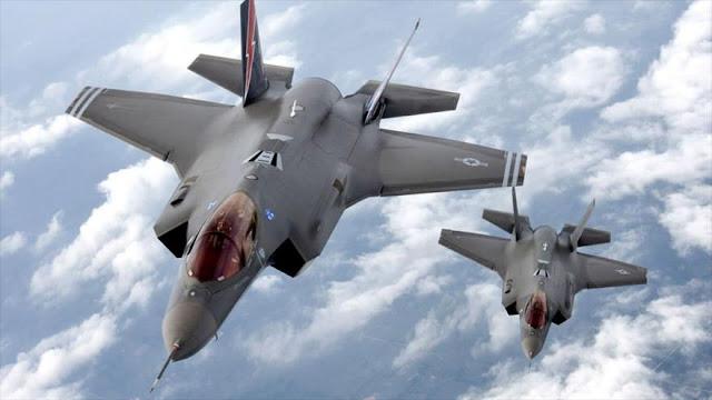 EEUU desplegará 16 aviones de combate F-35 en Japón