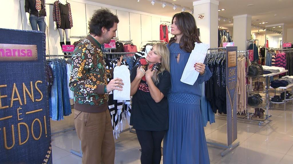 71da2f8cc 0 Giacometti cria ação de merchandising para a Marisa no programa Esquadrão  da Moda