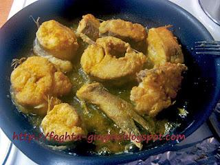 Βακαλάος ή γάδος τηγανητός - από «Τα φαγητά της γιαγιάς»