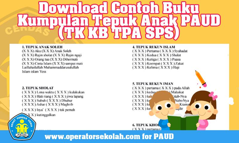 Download Contoh Buku Kumpulan Tepuk Anak PAUD (TK KB TPA SPS).jpg